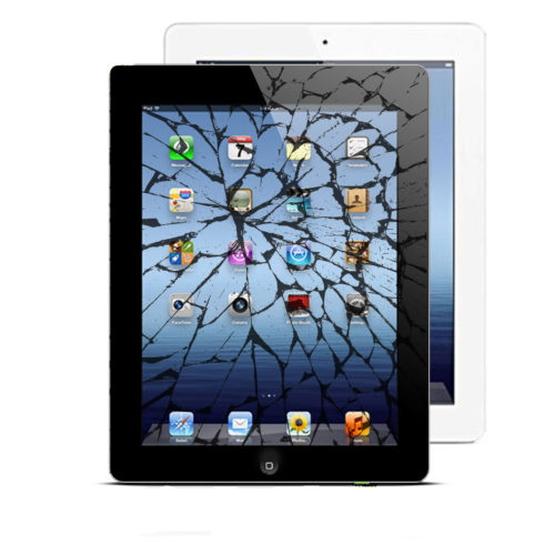 iPad 3 glasbyte (Touch)