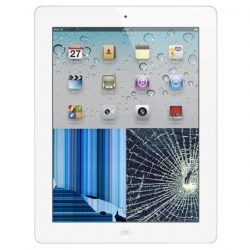 iPad 2 Glas + LCD- Displaybyte