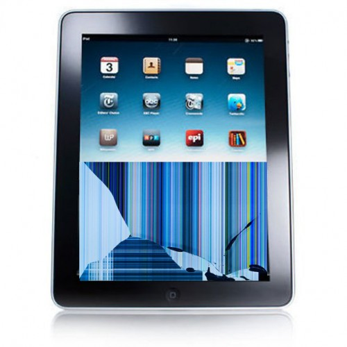 iPad LCD Displaybyte