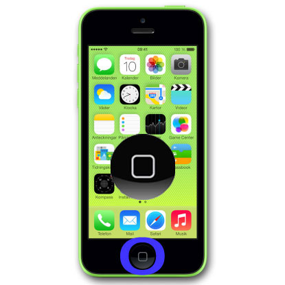iPhone-5C-byte-av-hemknapp