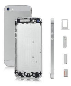 iPhone 5 byte av baksida