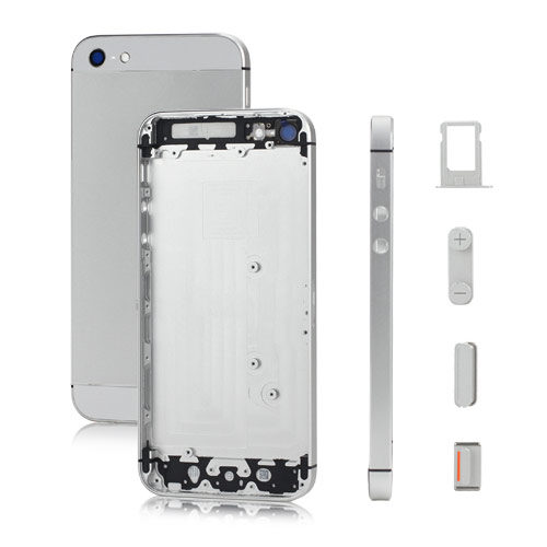 iPhone 5S byte av baksida