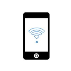 iPhone 4, 4S Wi-Fi antenn