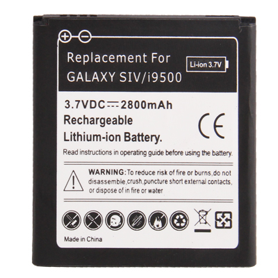 Samsung Galaxy S4 Batteri