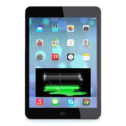 iPad mini byte av batteri