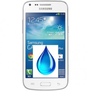 Samsung Galaxy Core Plus fuktskada
