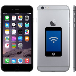 iPhone 6 Plus Wi-Fi antenn
