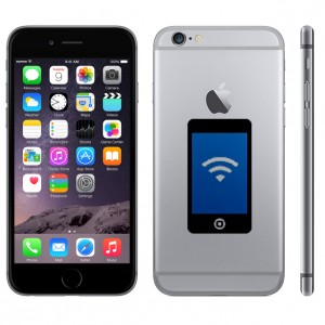 iPhone 6 Wi-Fi antenn