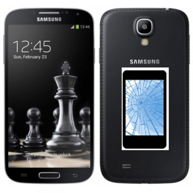 Samsung Galaxy S4 black edition Skärmbyte