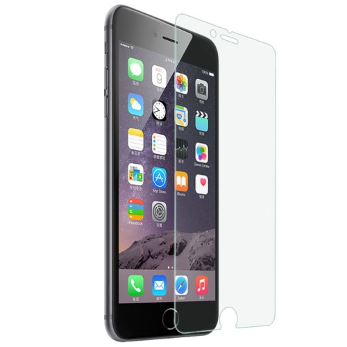 Displayskydd i härdat glas till iPhone 6 / 6 Plus