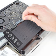 Byte av batteri Macbook Pro / Air
