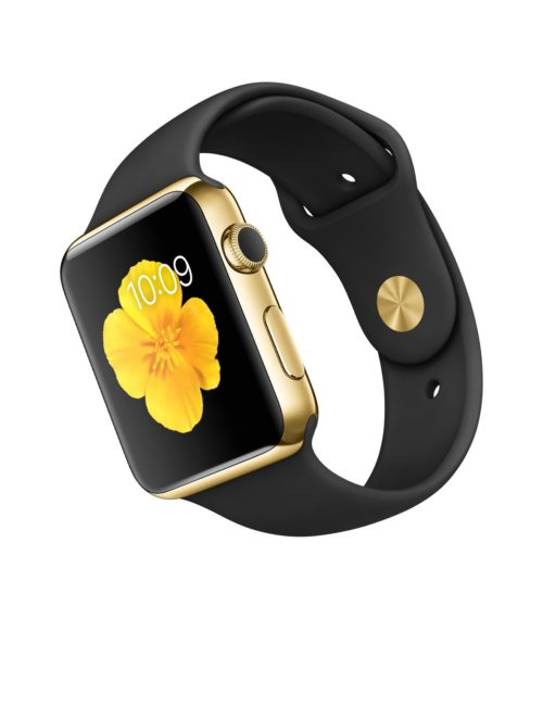 Apple Watch skärmbyte