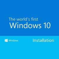 Installation av windows