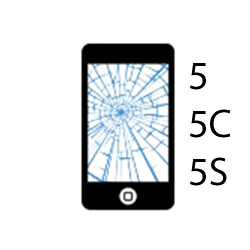 iPhone 5, 5C, 5S Skärmbyte