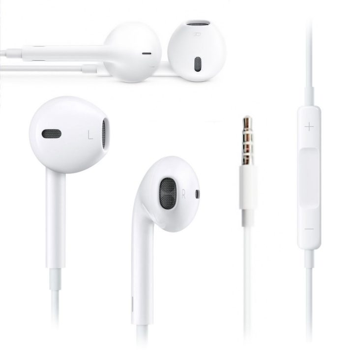 Apple EarPods with Remote and Mic ,Hörlurar med mikrofon