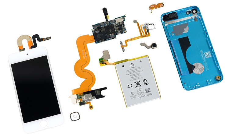ipod-5-reparation-med-Originaldelar