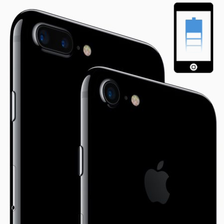 iPhone 7, 7 Plus batteribyte (Original)