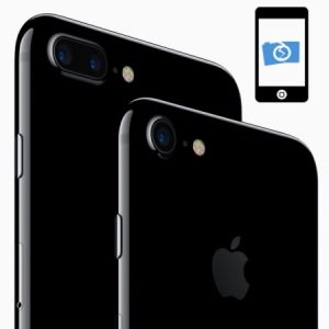 iPhone 7, 7 Plus kamera byte