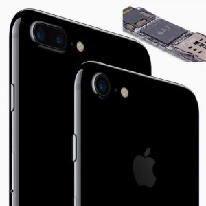 iPhone 7, 7 Plus moderkort byte (32GB)