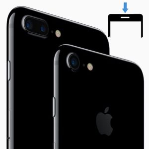 iPhone 7, 7 Plus samtalshögtalare