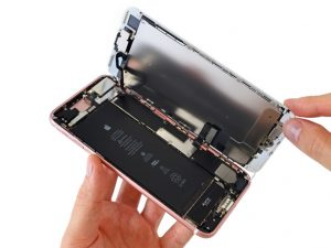 Iphone 7 lcd byte