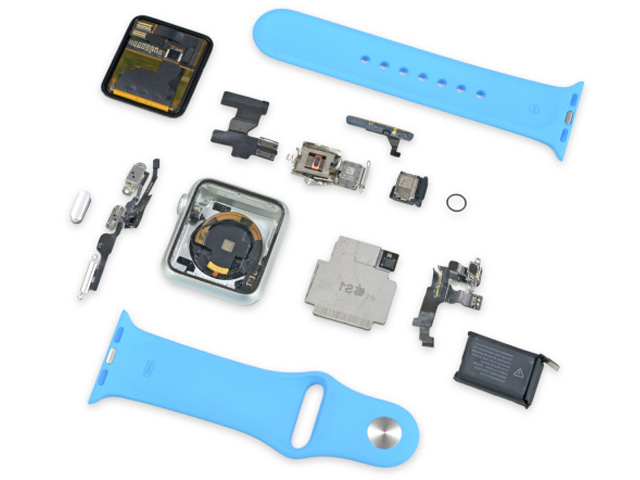 Apple watch reparation