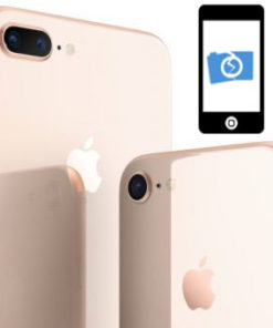 iPhone 8, 8 Plus bak kamera byte