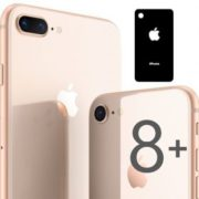 Byt baksida iPhone 8 Plus. Laga glasbaksidan på iPhone 8 Plus