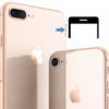 iPhone 8, 8 Plus byte av volymknappar