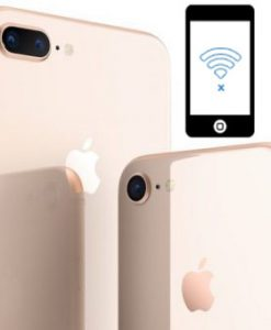 iPhone 8, 8 Plus WiFi antenna