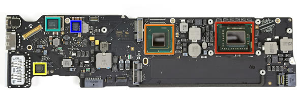 Byta ut trasigt EFI-chip / EEPROM Macbook