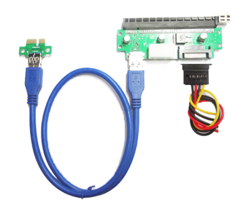 PCI-E-X1-to-X16-Extension-Cable-PCIE-USB3-1