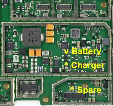 Microsoft surface bad Schottky Diode