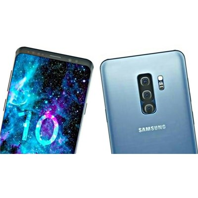 Samsung S10, S10 Plus baksida byte (Original)