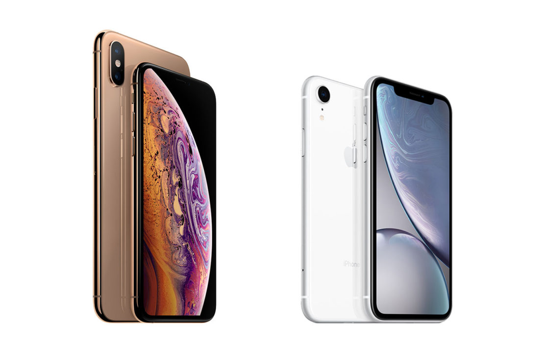 Nu kommer nya iPhone XS, iPhone XS Max, iPhone XR och Apple Watch Series 4.