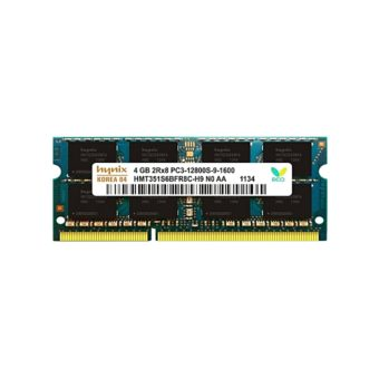 SO-DIMM DDR3 DDR3L RAM-minne 204-pin