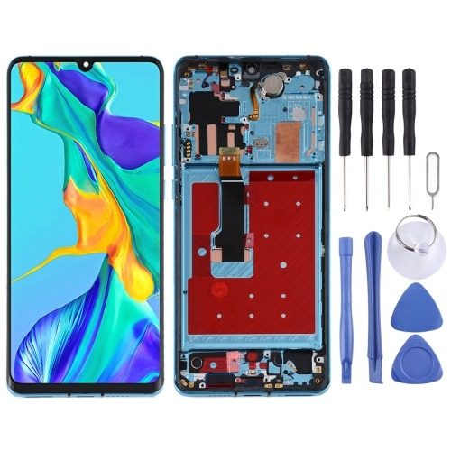 LCD Screen Full Assembly with Frame Huawei P30 Pro