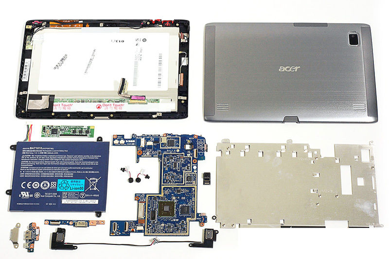 Acer-Iconia-Tab-reparation