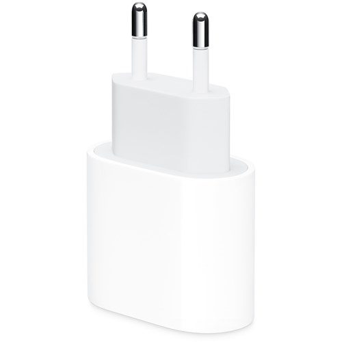 Apple USB-C strömadapter på 18W