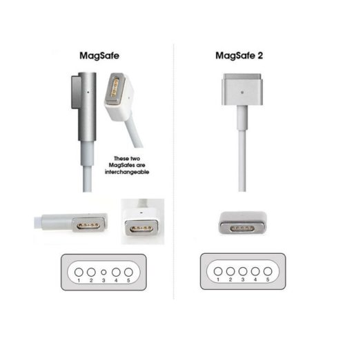Apple Macbook MagSafe strömkabel byte