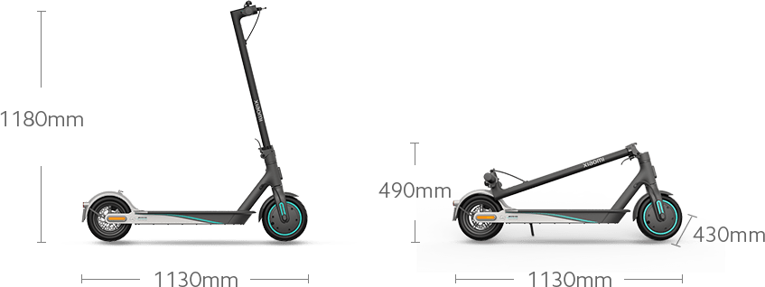 Mi Electric Scooter Pro 2 Mercedes AMG Petronas F1 Team Edition reparation
