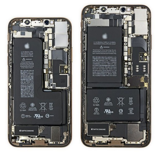 iPhone 11 series battery